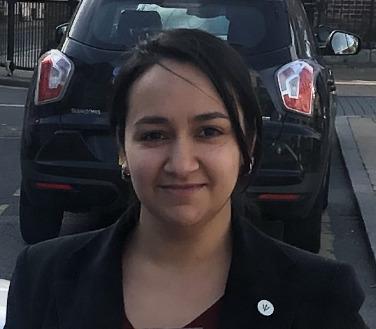 Myriam Sohail 2020