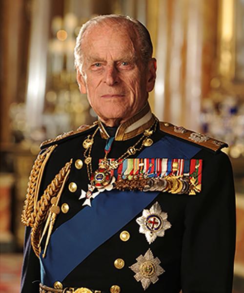 Hrh The Duke Of Edinburgh Online Use Only